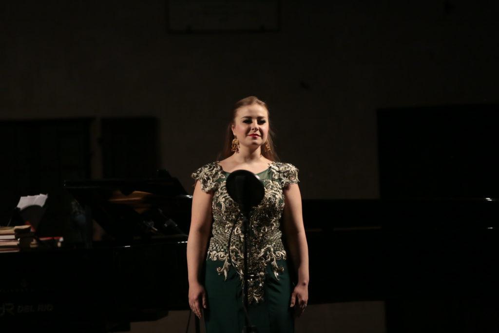 55 Concorso Internazionale Giovani Voci Verdiane, Carlotta Vichi (Flora Bervoix)