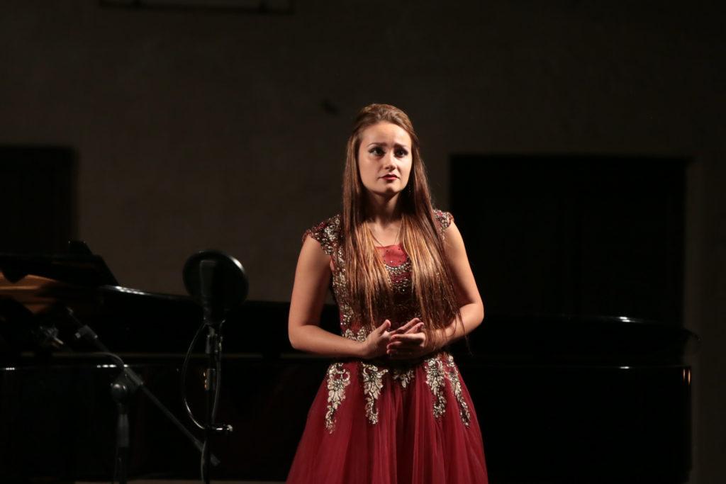 55 Concorso Internazionale Giovani Voci Verdiane, Julia Muzychenko