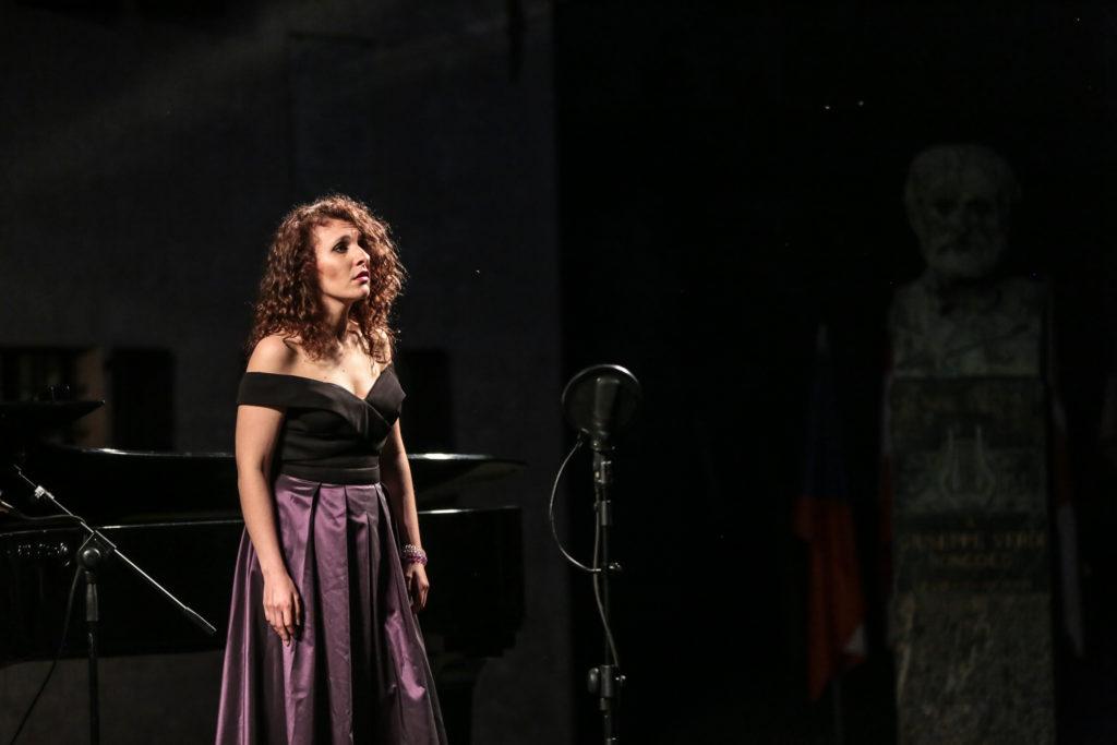 55 Concorso Internazionale Giovani Voci Verdiane, Luisa Tambaro (Annina)